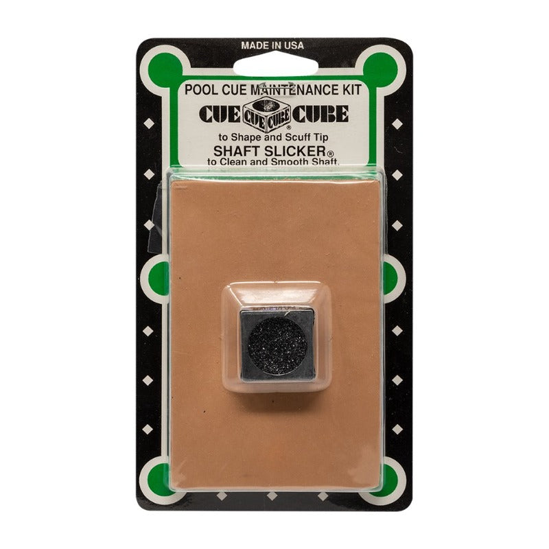 SHAFT SLICKER KIT SPONGE/CUBE