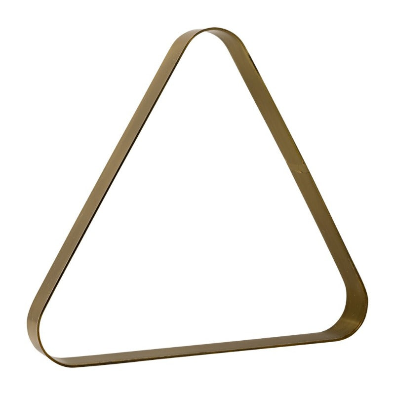 SOLID BRASS TRIANGLE 2 1/4