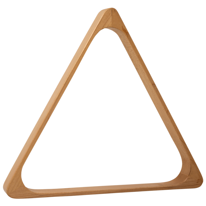 TRIANGLE EN ÉRABLE CANADIEN 2 1/16