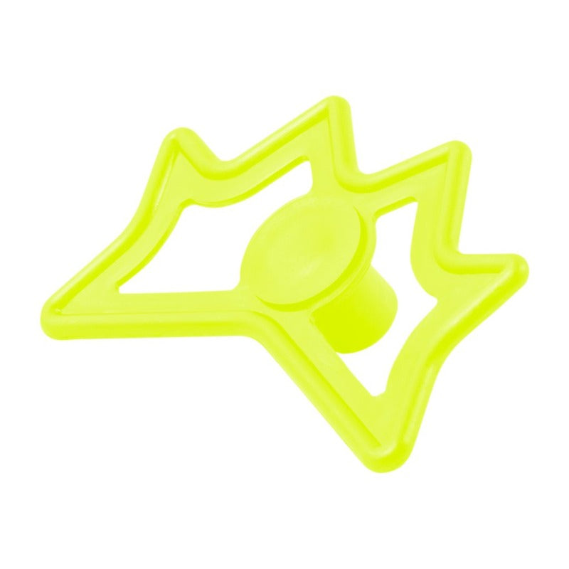 FLUORESCENT PLASTIC BRIDGE HEAD