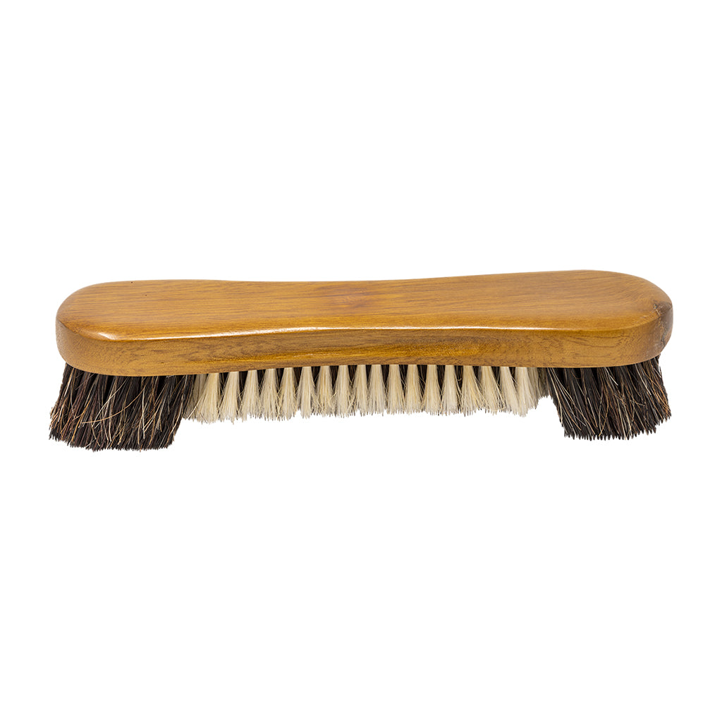 HORSE HAIR BRUSH 10.5