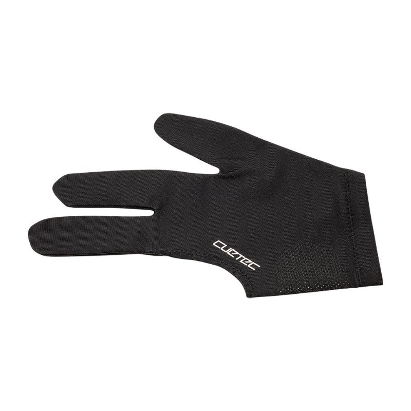 CUETEC BILLIARD GLOVE BLACK