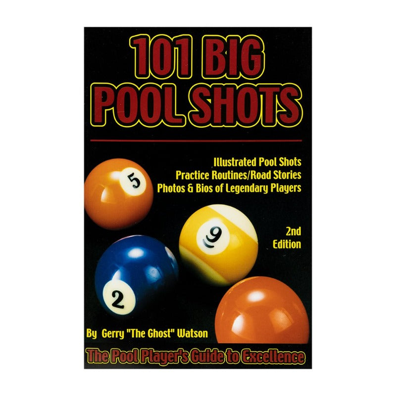 101 BIG POOL SHOTS  GERRY WATSON