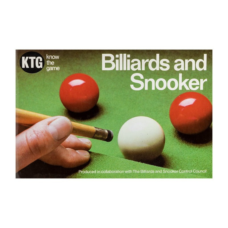 KTG BILLIARDS AND SNOOKER