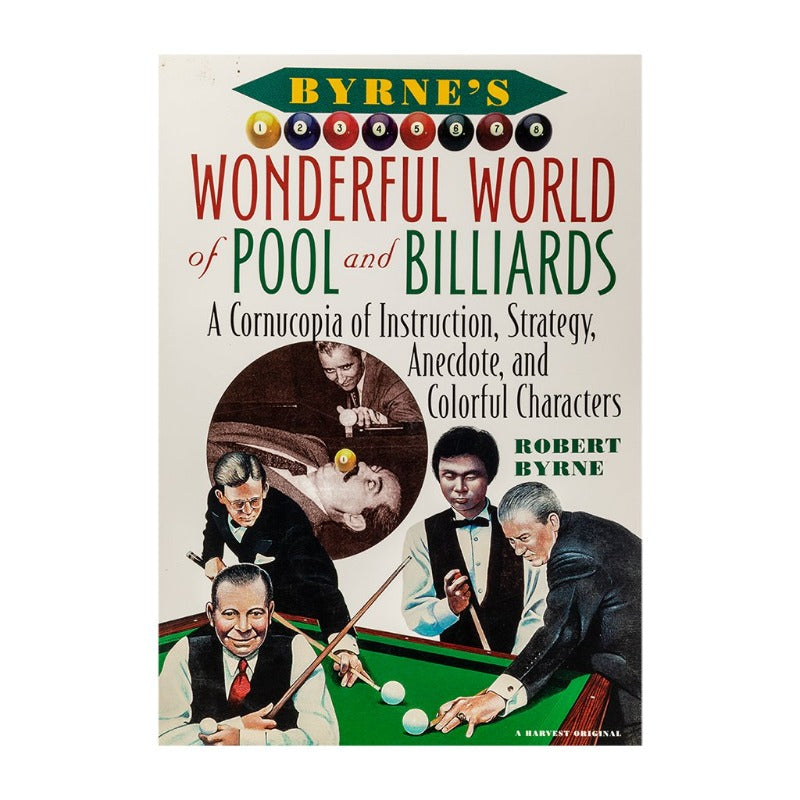 BYRNE'S WONDERFUL WORLD OF POOL