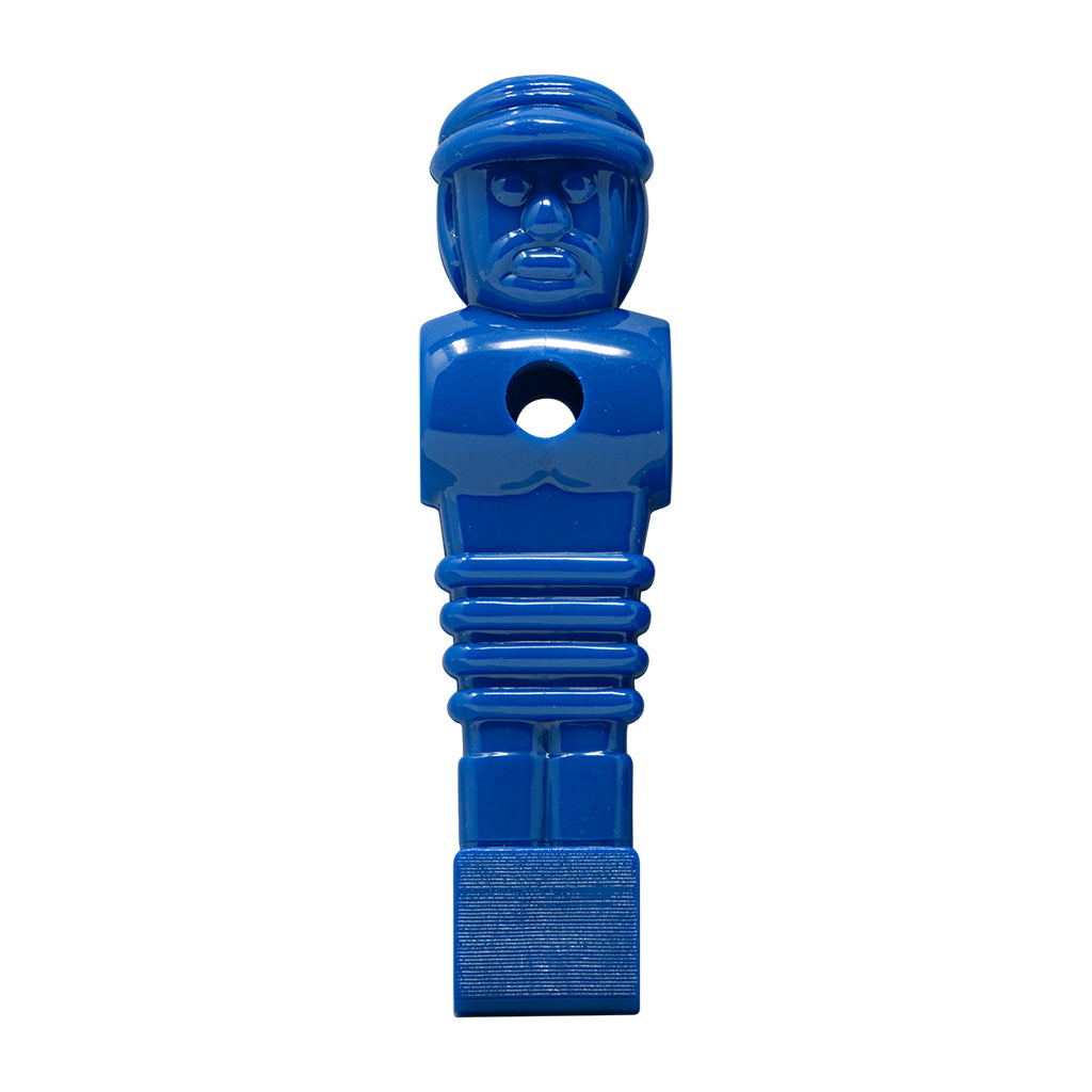 BLUE SOCCER MAN HOLE 16MM 5/8