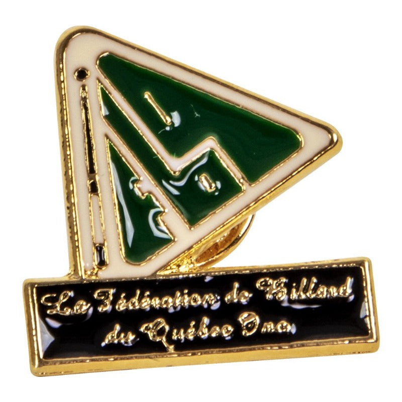 ONE PIN -  FEDERATION BILLIARD QUEBEC
