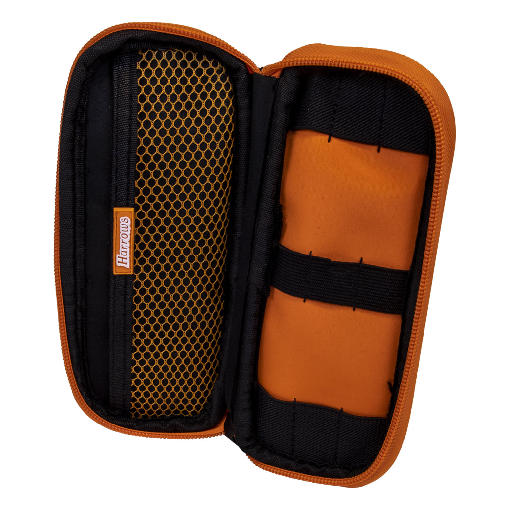 HARROWS Z-200 DART CASE 1 SET - ORANGE