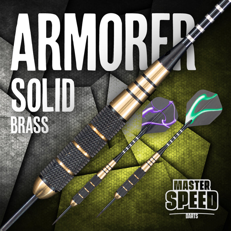 MASTER SPEED ARMORER BRASS STEEL TIP