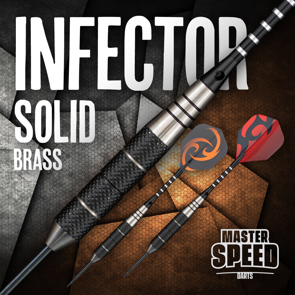 MASTER SPEED INFECTOR BRASS STEEL TIP