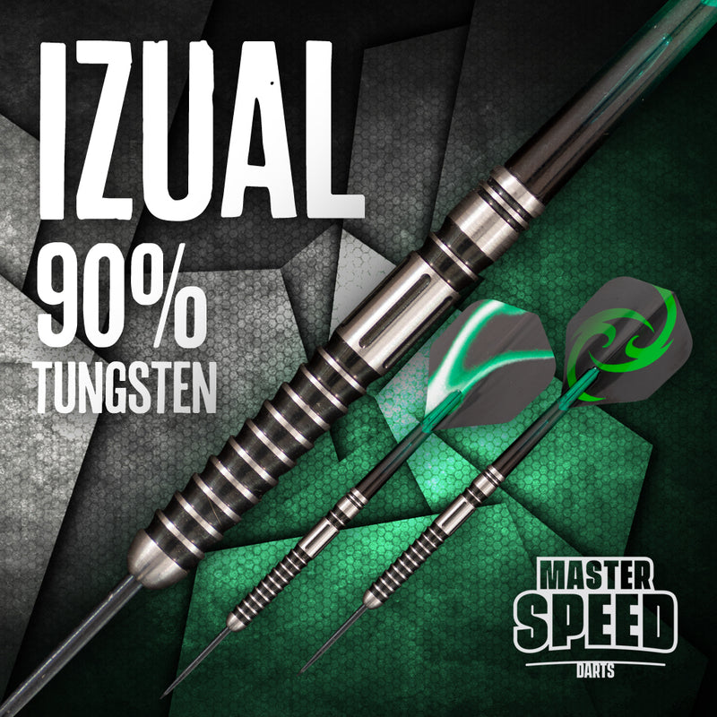 MASTER SPEED IZUAL 90% TUNGSTEN STEEL TIP
