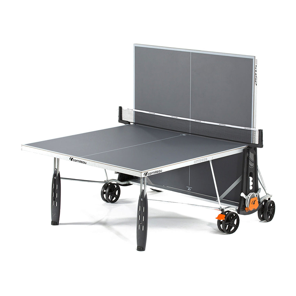 CORNILLEAU SPORT OUTDOOR 250S CROSSOVER PING PONG - GREY