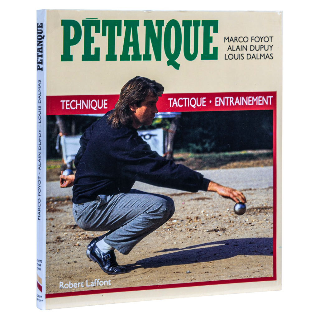 PETANQUE – FRENCH BOOK