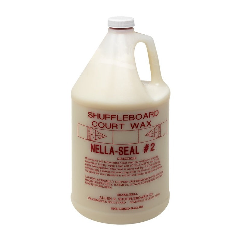 NELLA-SEAL COURT WAX 1 GAL