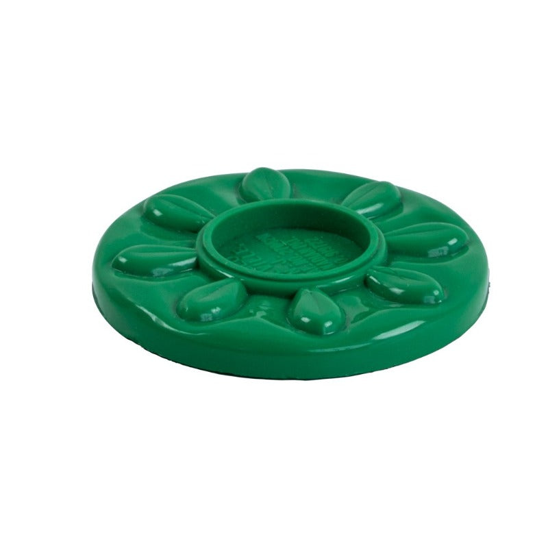 SUN-GLO GREEN PLASTIC COVER