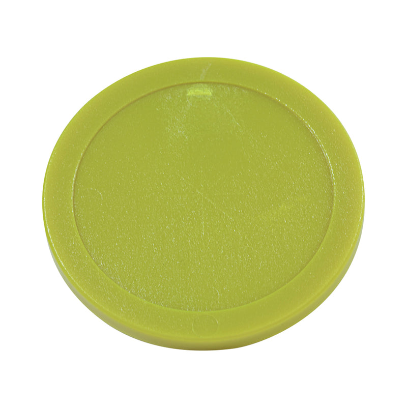 OFFICIAL YELLOW AIR HOCKEY PUCK 48G