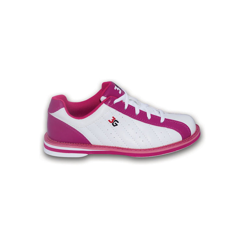 3G KICKS WOMEN SHOES - WHITE/PINK