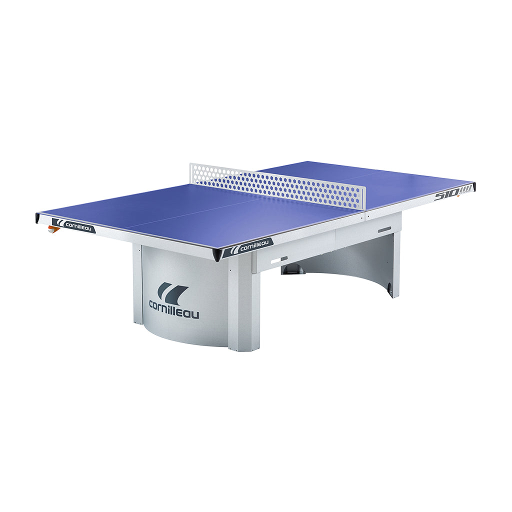 CORNILLEAU PRO OUTDOOR 510M CROSSOVER PING PONG - BLUE