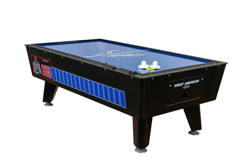 GREAT AMERICAN FACE OFF AIR HOCKEY