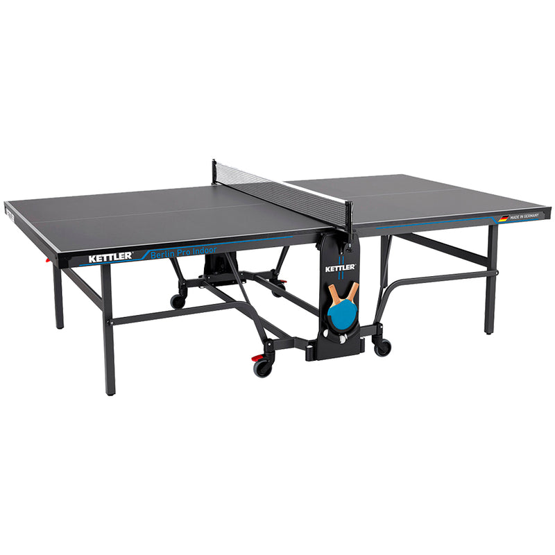 KETTLER TENNIS TABLE BERLIN PRO – INDOOR, GRIS