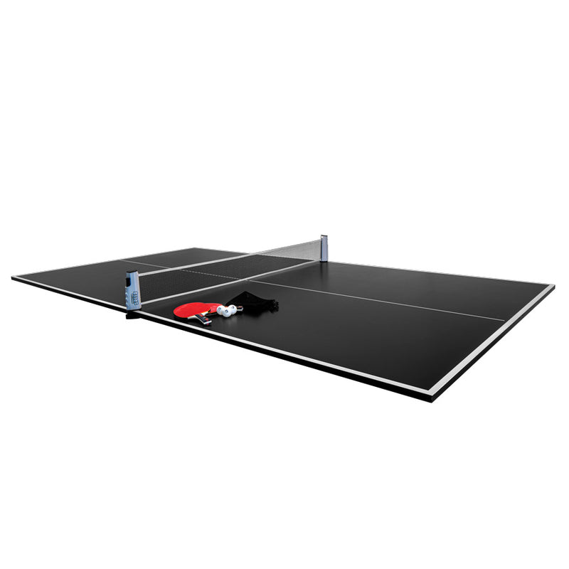TENNIS TABLE TOP MASTER SPEED BLACK - 22MM MDF