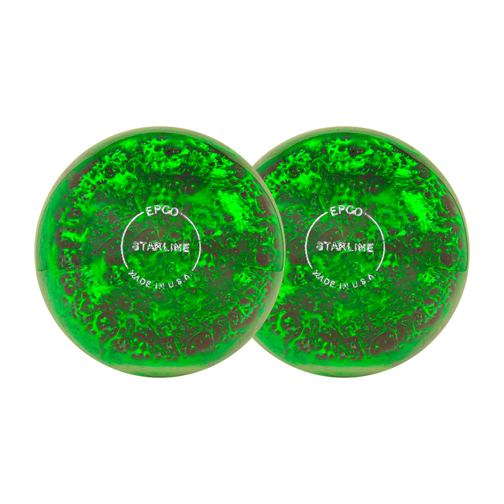 STARLINE SMALL BALLS - GREEN PEARL