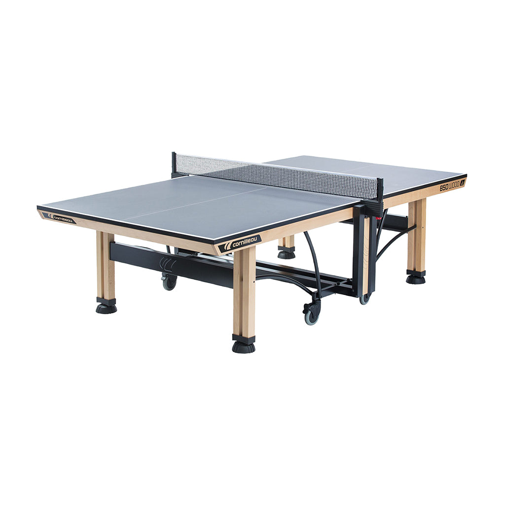 CORNILLEAU COMPETITION WOOD 850 ITTF PING PONG - GREY