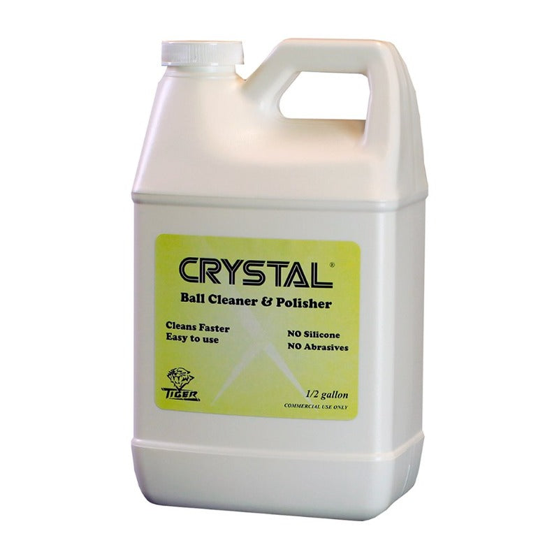 TIGER BALL CLEANER & POLISHER (1/2 GALLON)