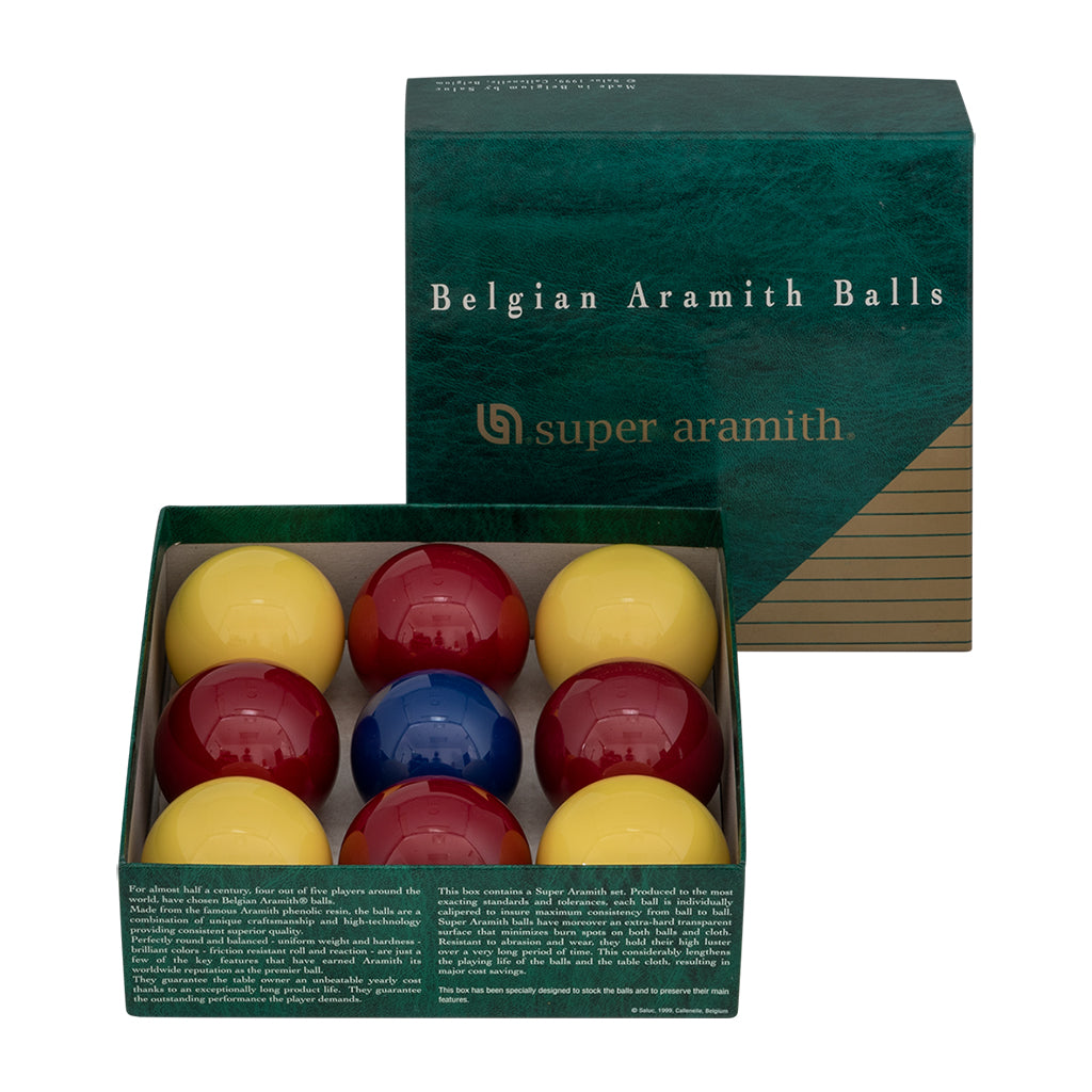 BOCETTA SUPER ARAMITH BALL SET