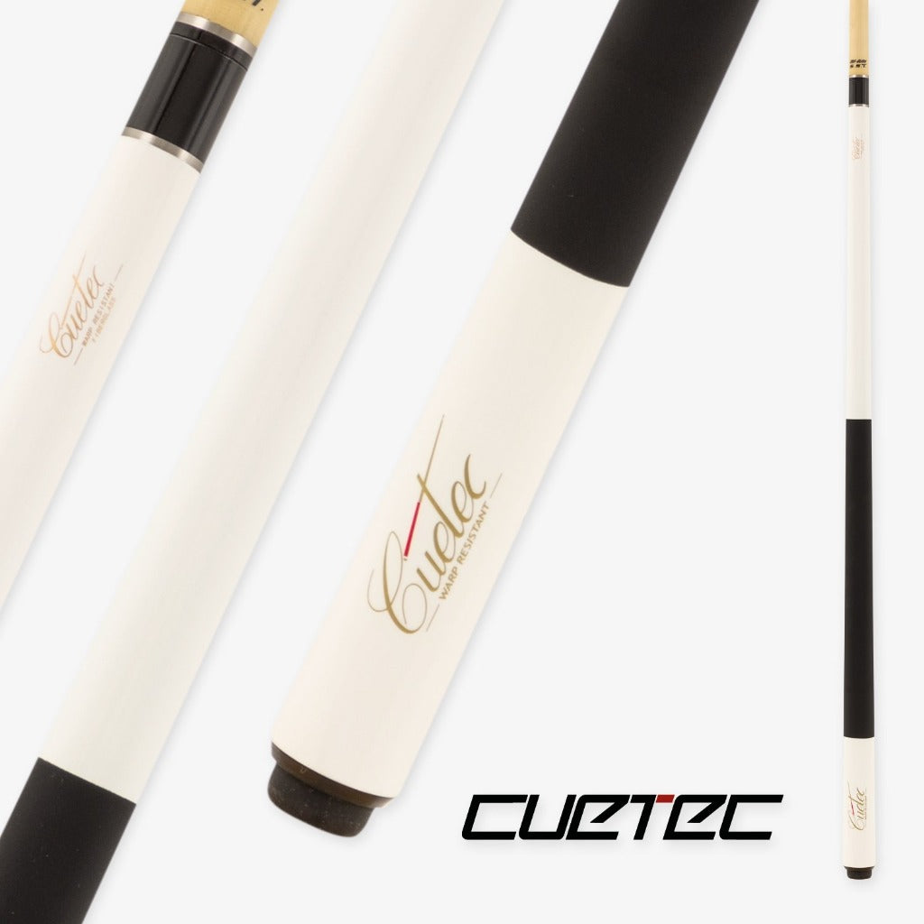 CUETEC ASSAULT - WHITE