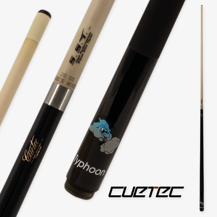 CUETEC TYPHOON - BLACK