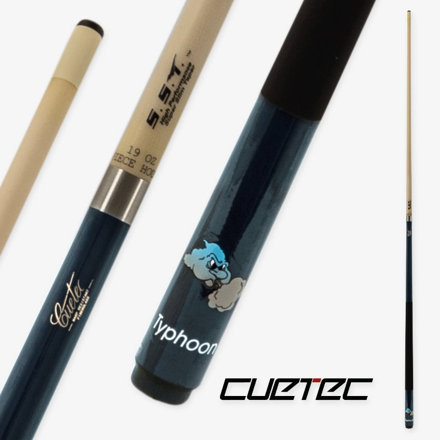 CUETEC TYPHOON - BLUE