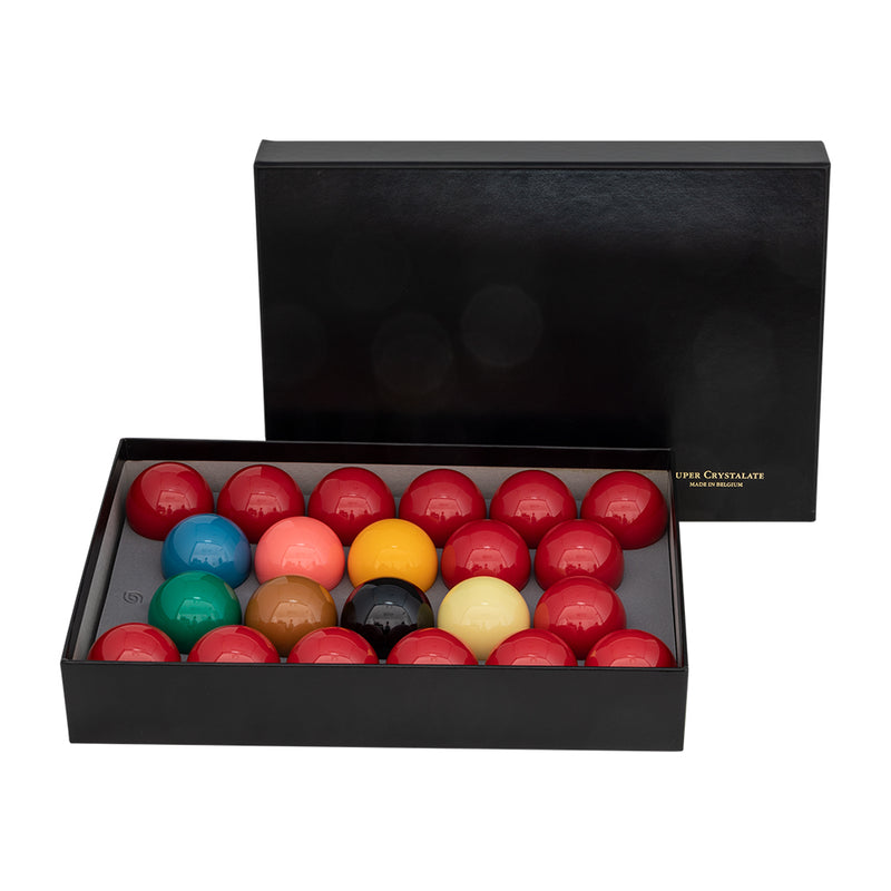 ARAMITH CRYSTALATE SNOOKER BALL SET