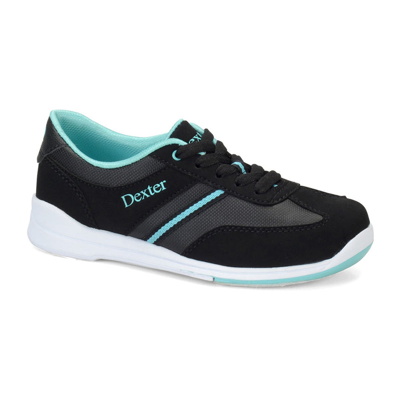 DEXTER DANI WOMEN SHOES - BLACK/TURQUOISE