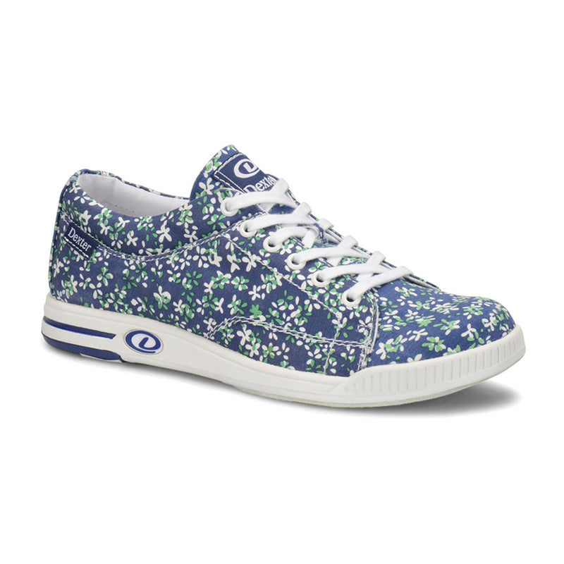 DEXTER KATIE WOMEN SHOES - BLUE FLORAL