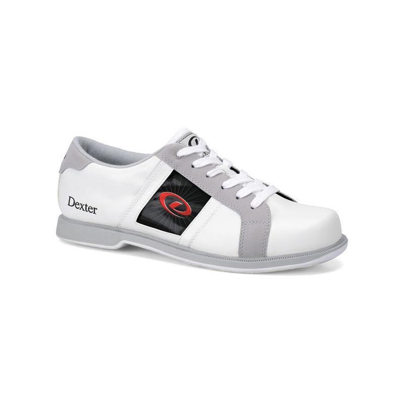 DEXTER TEAM UNISEX SHOES - WHITE/GREY