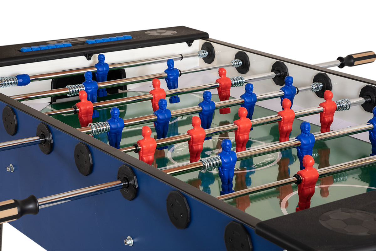 F.A.S. FUN PLUS SOCCER TABLE - BLUE