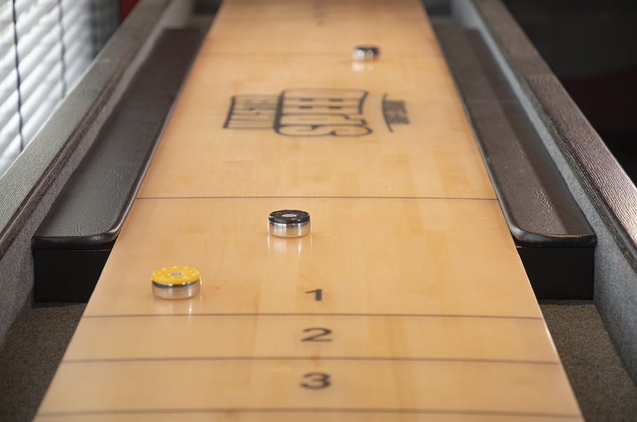 GUTTER BUMPERS FOR MASTER SPEED SHUFFLEBOARDS