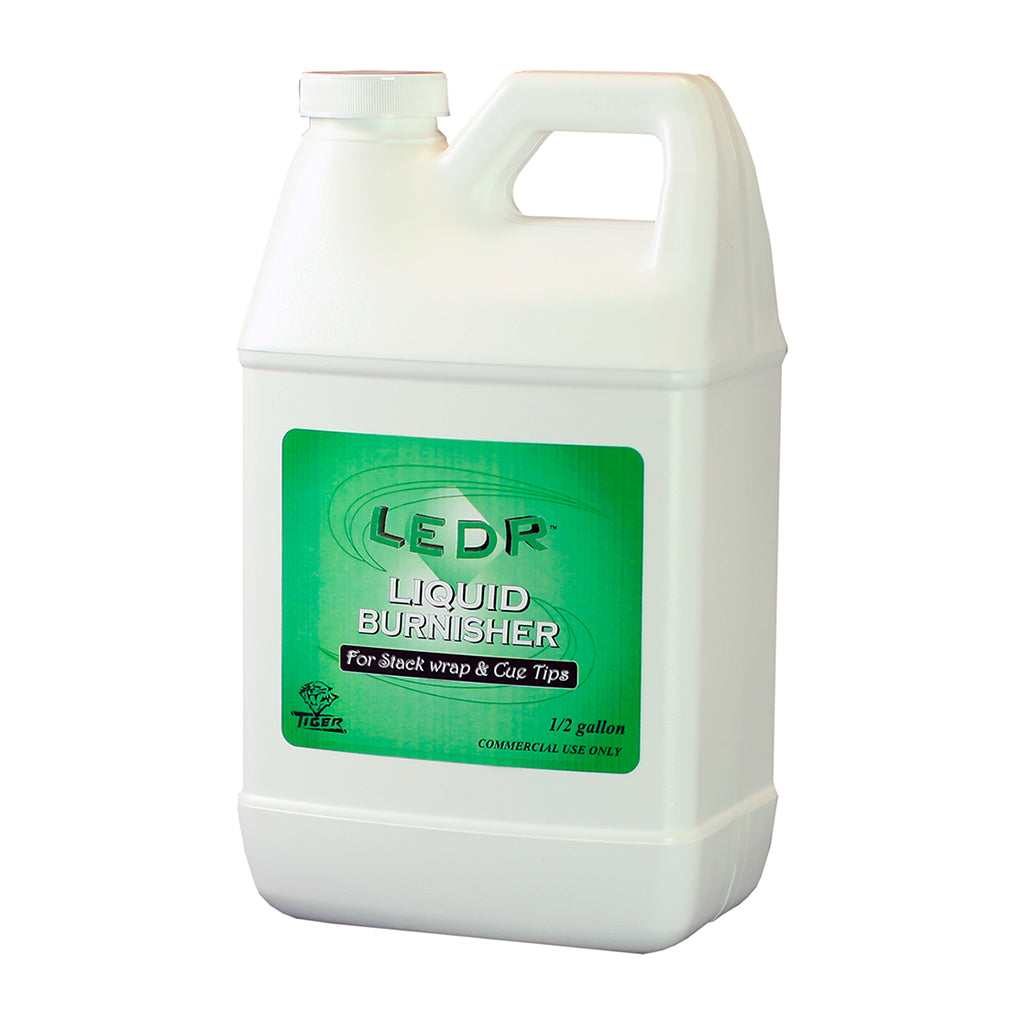 TIGER LIQUID BURNISHER (1/2 GALLON)