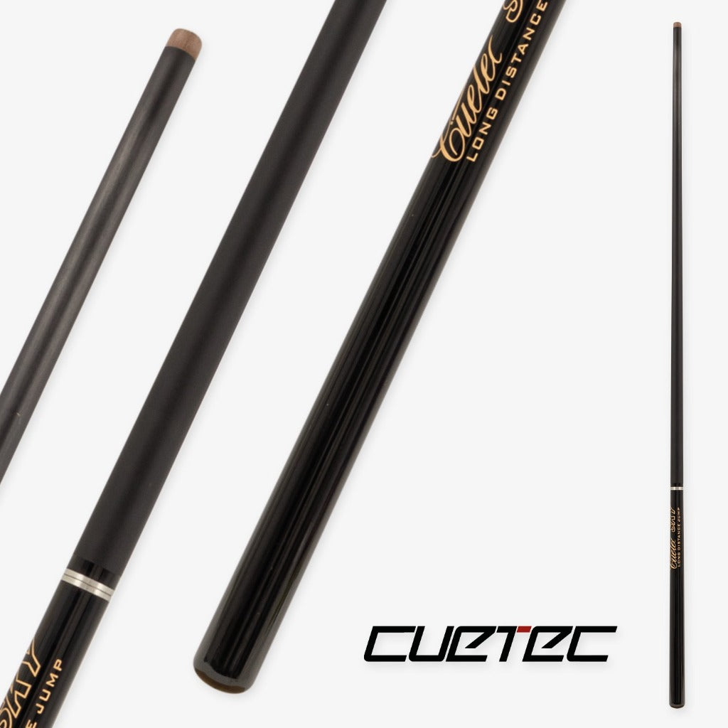 CUETEC RECREATIONAL SERIES JUMP CUE - SKY