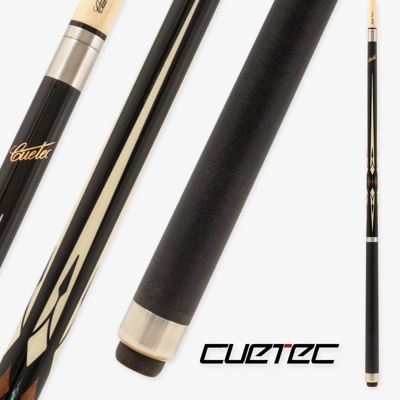 CUETEC HURRICANE R360 WOOD INLAYS - LANCE