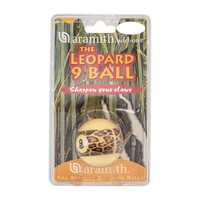 THE LEOPARD 9 ARAMITH BALL