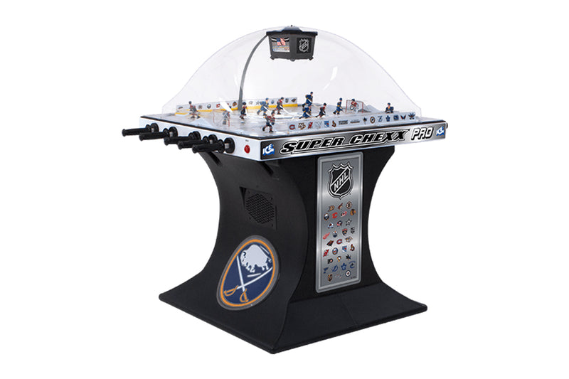 SUPER CHEXX PRO HOCKEY DOME NHL® LICENSED BLACK