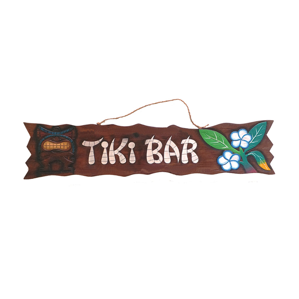 TIKI BAR SIGN