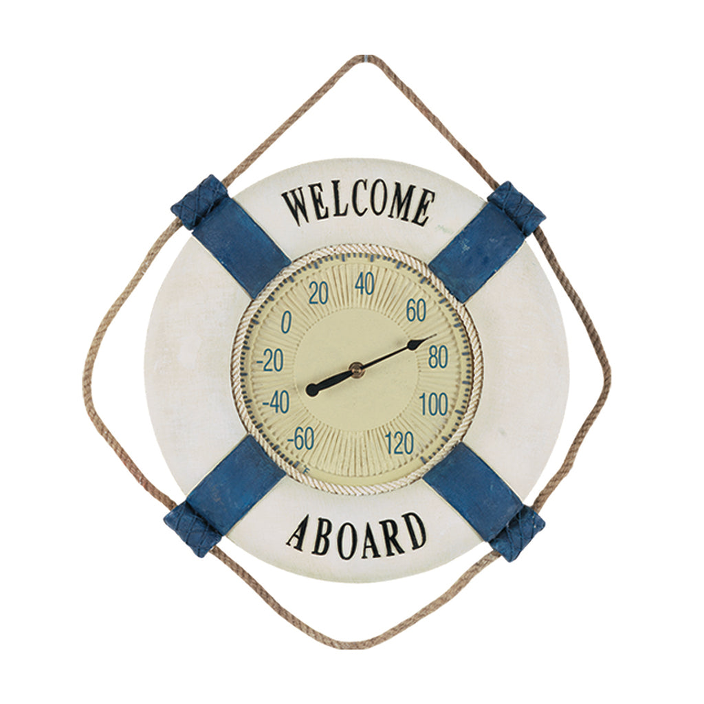 WELCOME ABOARD (THERMOMETER)