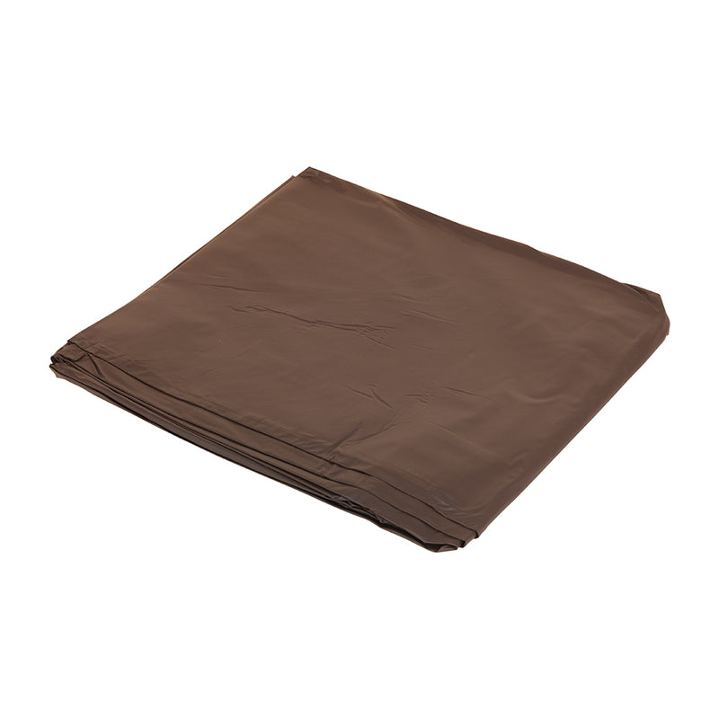 NON-FITTED POOL TABLE COVER - PLASTIC