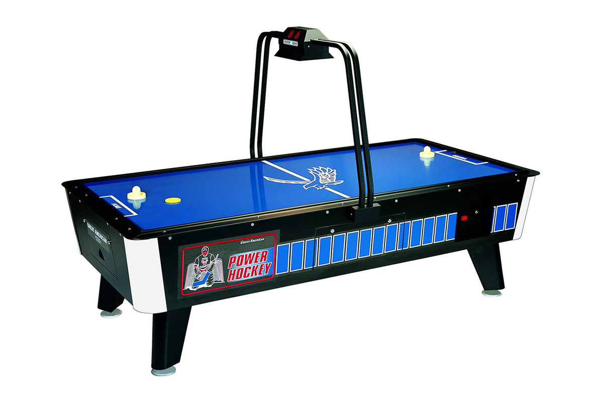 GREAT AMERICAN POWER AIR HOCKEY
