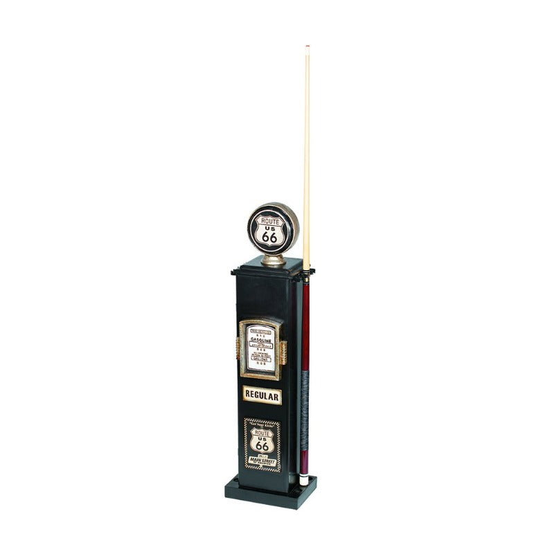 GAS PUMP CUE & CD HOLDER-ROUTE 66