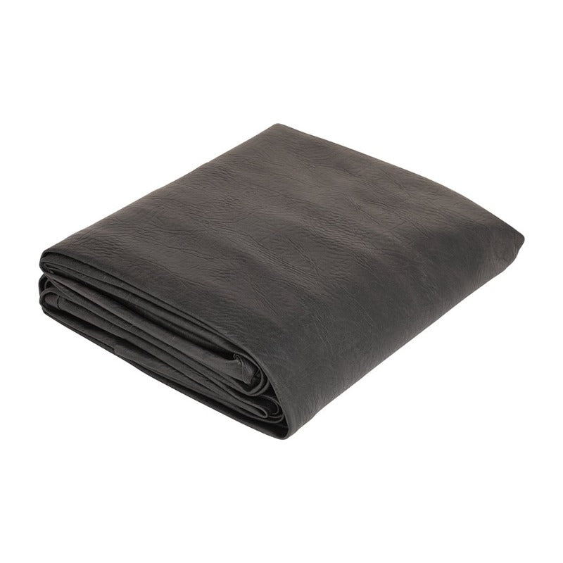 FITTED SQUARE CORNER POOL TABLE COVER - LEATHERETTE