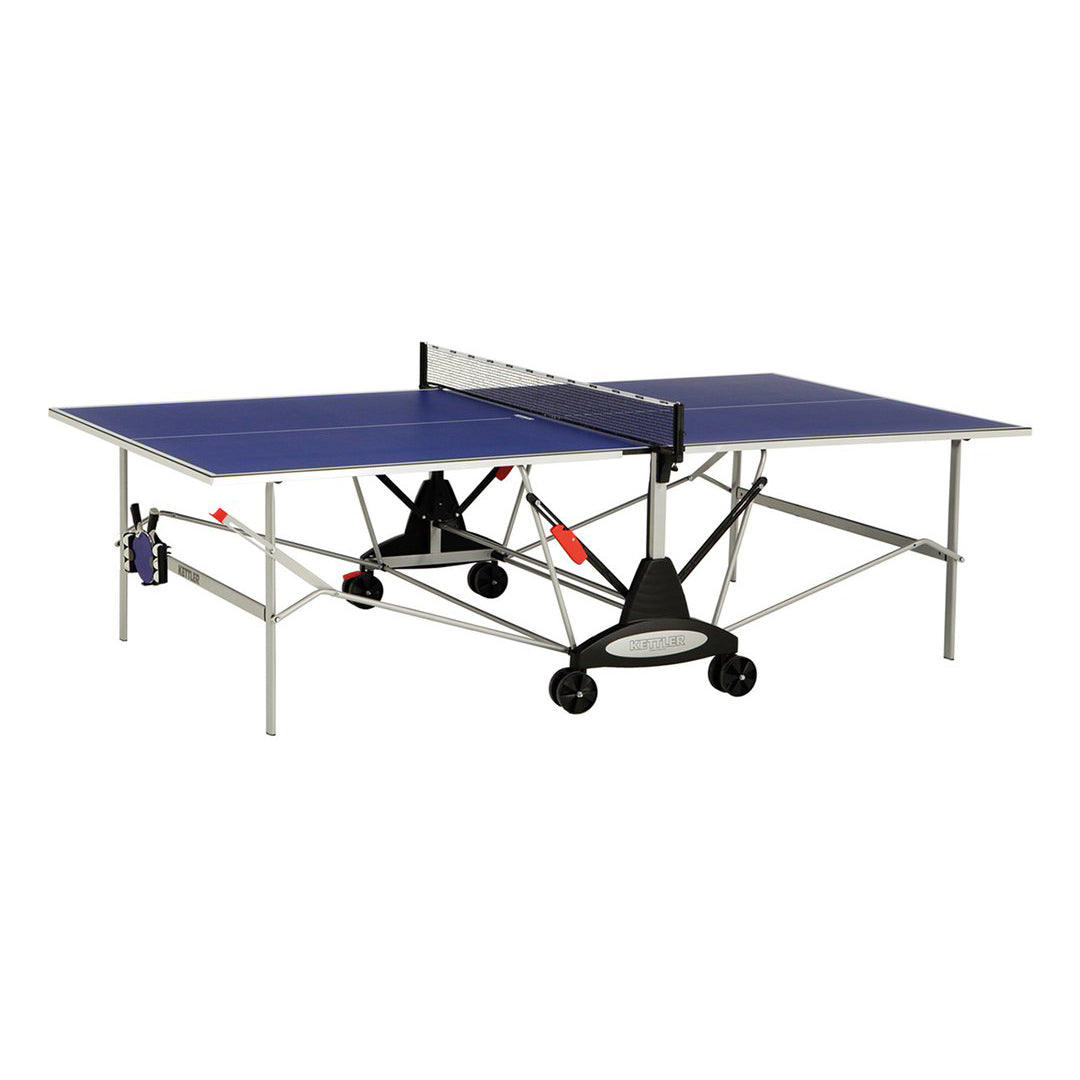 KETTLER STOCKHOLM GT INDOOR PING PONG - BLUE (DISCONTINUED PRODUCT)